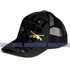 49a3fa43 Red Monkey Bullet Club 007 Rm1203 Limited Edition Black Fashion Trucker Hat