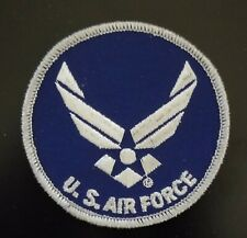 US AIR FORCE HAP ARNOLD WING 3 INCH ROUND PATCH - MADE IN THE USA!