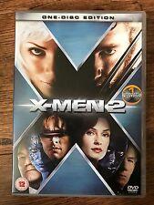Hugh Jackman X-MEN 2 ~ 2003 Marvel Universe superhéroe Película RU DVD