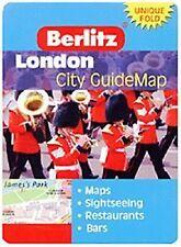 London Berlitz Z Map