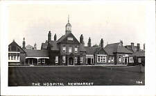 Newmarket. The Hospital # 194.