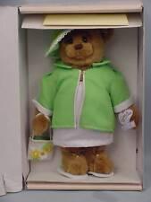 "14"" Kiki Bear by Genie Buttitta (Annette Funicello) Mib"