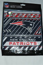 NEW ENGLAND PATRIOTS Book Cover Stretchable NFL