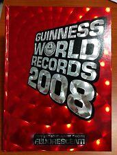 Libro Guinness World Records 2008 ottime condizioni