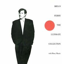 BRYAN FERRY / ROXY MUSIC bryan ferry - the ultimate collection... (CD) pop rock