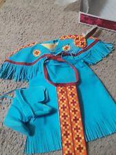 NEW American Girl Kaya's Pow Wow Dress of Today - Retired!