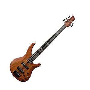YAMAHA 5 String Electric Bass TRBX Series TRBX505 BRB Brick Burst