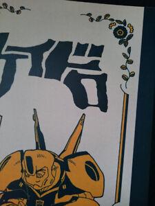 Doujinshi Transformers Bumblebee X CHOPSHOP (A5 30pages) keidoro