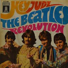"""BEATLES - HEY JUDE - REVOLUTION - ODEON 23880 7"""" (J55)"""