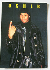 USHER Original Collectable Postcard Official