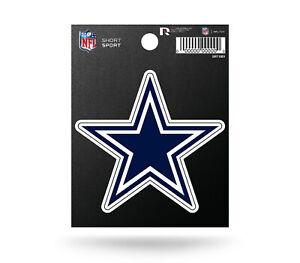 "Dallas Cowboys 3"" x 3"" Die-Cut Decal Window, Car or Laptop! Free Shipping!"
