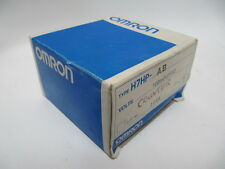 (NEW) Omron Total Counter/Time Counter H7HP-AB