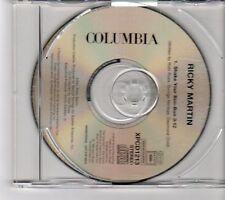 (FM453) Ricky Martin, Shake Your Bon-Bon - 1999 DJ CD
