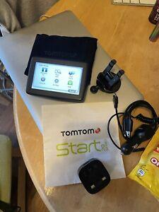 (BLUETOOTH)-TomTom Start 20 SatNav (4EN42 Z1230) UK & Europe Maps