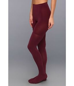 SPANX Tight-End Tights Shapewear - Original 128 - Currant - MSRP $28