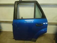 02 03 04 SATURN VUE Blue 885K Driver Left Rear Door Power Hinges Glass Regulator