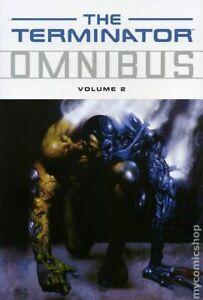 Terminator Omnibus TPB 2-1ST VF 2008 Stock Image