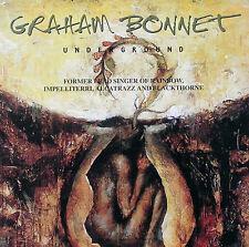 RAINBOW, GRAHAM BONNET 1998 UNDERGROUND PROMO POSTER ORIGINAL