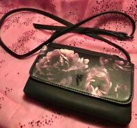 New Simply Vera Wang Nash Small Crossbody Bag Handbag Purse - Dutch Floral