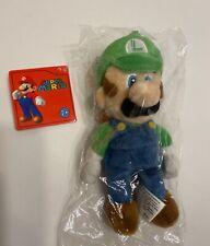 "Super Mario Bros Luigi  mini Plush Doll Stuffed Animal Toy 6"""