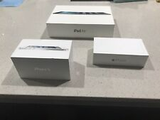 APPLE empty Boxes For Ipad Air IPhone 5 & 6