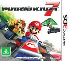 Mario Kart 7 3DS Game NEW