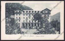 TORINO ALA DI STURA 24 GRAND HOTEL ALBERGO - VALLI DI LANZO Cartolina