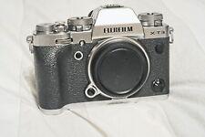 Fujifilm X-T3 26.1MP Digital Camera - Silver mint condition