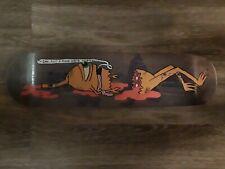 Toy Machine Skateboard Deck