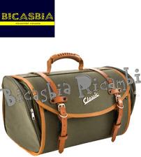 3404 BORSA VALIGIA 35 LT. SIP Classic VERDE OLIVA IN CANVAS PORTAPACCHI VESPA