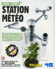 4M KidzLabs Station Météo / Weather Station /Wetterstation DIY à monter soi-même