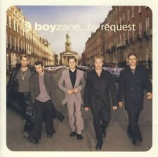 Boyzone CD By Request - Europe