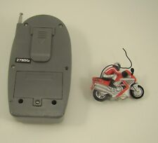 Vintage Polyfect RC 27mhz Motorcycle with charger and case