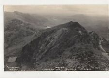 Capel Curig North Wales Vintage RP Postcard 712a