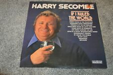 """New listing If I Ruled The World - Harry Secombe - CN 2001 - Contour - 12"""" Vinyl LP"""
