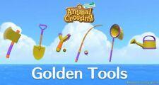 Animal Crossing New Horizons 🚀Golden Tools Bundle - Materials Bells Items 🔥