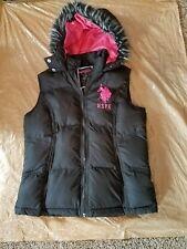 women us polo vest size L. nwot
