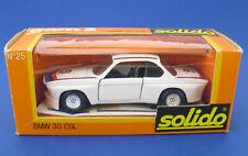 Solido 25 - BMW 3.0 CSL + Aufkleber - 1:43 in OVP /Box - Modellauto Model Car