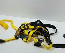 KwikSafety (Charlotte, NC) SCORPION Safety Harness w/attached 6ft.