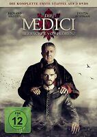 DIE MEDICI: HERRSCHER VON FLORENZ - STAFFEL 1  3 DVD NEW