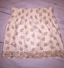 Club Monaco Hilary Jupe Mango Floral Skirt Size 0 NWT $98.50