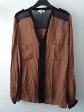 Ladies BNWOT Per Una Blouse Top Size 16 (AL)