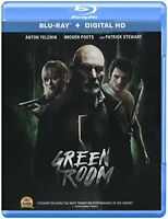 Green Room BLU-RAY NEW