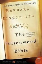 The Poisonwood Bible by Barbara Kingsolver (Paperback, 2005)