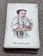 More details for antique 1880's original john jaques snap card game john tenniel