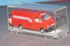 BOX12] PRALINE Nr. 83705 Ford Transit FEUERWEHR OVP