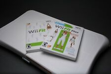 Wii Fit Balance Board & 2 Games (Wii Fit and Wii Fit Plus)