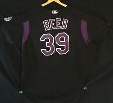 2003 Steve Reed Colorado Rockies Batting Practice Jersey