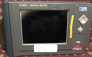 Agilent E6000C Mini-OTDR For Parts with no Accessories As Is