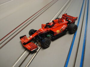 Custom AFX/Tomy 2020 Leclerc F1 HO Slot Car